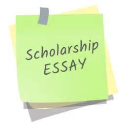 Sample winning scholarship essays - Education Hint